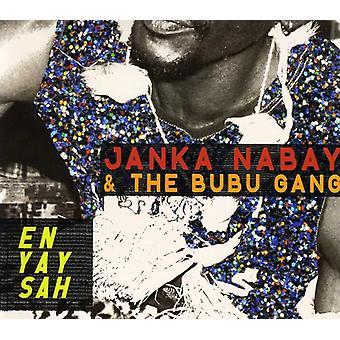 Janka Nabay & the Bubu Gang - En Yay Sah [CD] USA import
