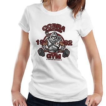 Cobra Command Gym GI Joe Storm Shadow Women's T-Shirt