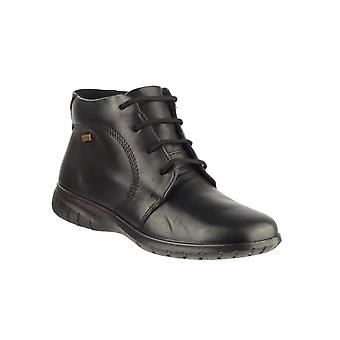 Cotswold Womens Bibury Ankle Boot Preto