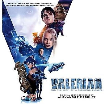 Valerian & the City of a Thousand Planets / O.S.T. - Valerian & the City of a Thousand Planets / O.S.T. [CD] USA import