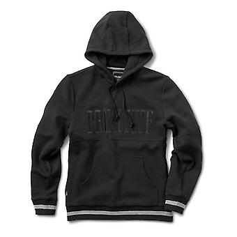 Primitive Apparel League Piped Hoodie Black