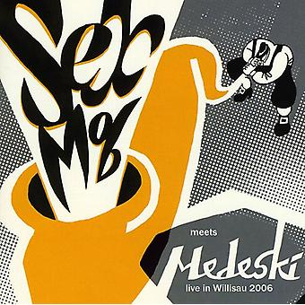Sex Mob - Sex Mob Meets Medeski: Live in Willisau [CD] USA import