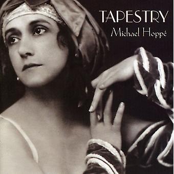 Michael Hoppe - Tapestry [CD] USA import