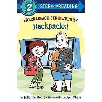 Freckleface Strawberry  Backpacks by Julianne Moore & LeUyen Pham