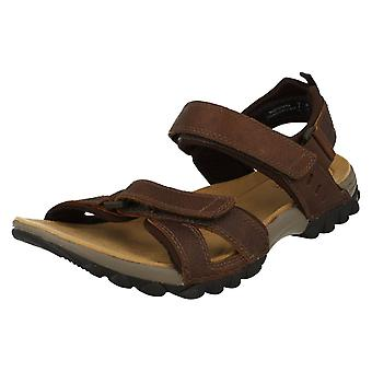 Mens Clarks Sporty Look Casual Summer Sandals Vextor Part