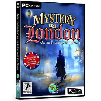 Tajemnica w Londynie Na tropie Jack the Ripper (PC CD) - Nowość