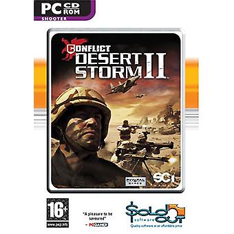 Konflikt Desert Storm II (PC CD)-ny