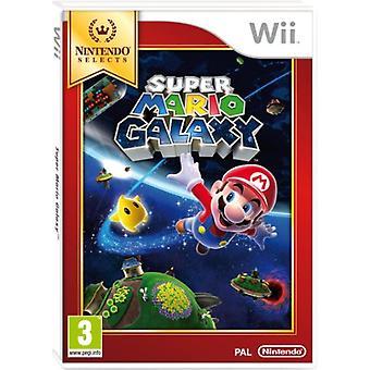 Nintendo selecteert Super Mario Galaxy (Nintendo Wii)-fabriek verzegeld