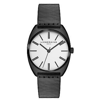 LIEBESKIND BERLIN ladies watch wristwatch leather LT-0025-LQ
