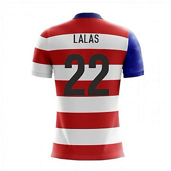 2020-2021 USA Airo Concept Home Shirt (Lalas 22)