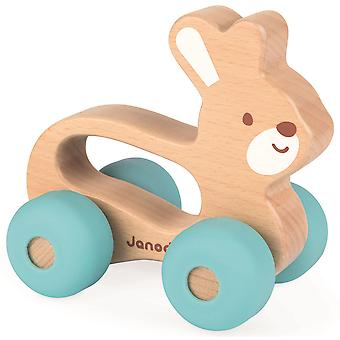 Janod spingere lungo Bunny