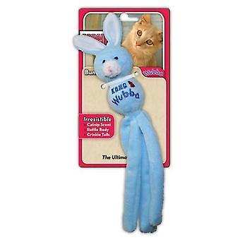 KONG Cat Wubba Bunny
