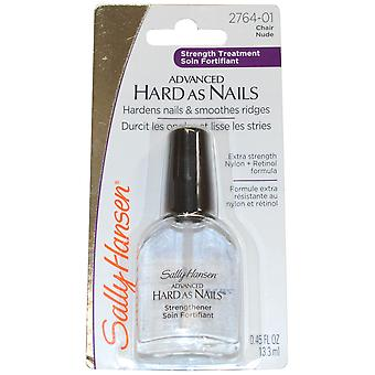 Sally Hansen Advanced Hard as Nails Hardens Nails and Smoothes Ridges 13.3ml Nude #2764-01