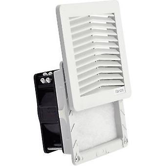 Fandis FF12A230UF Enclosure fan 230 V AC 18 W (W x H x D) 150 x 150 x 65.5 mm 1 pc(s)