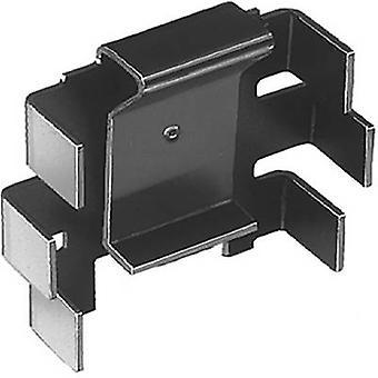 Fischer Elektronik FK 220 SA-220 Disipador de calor 25 K/W (L x An x H) 25 x 20,5 x 7 mm A 220