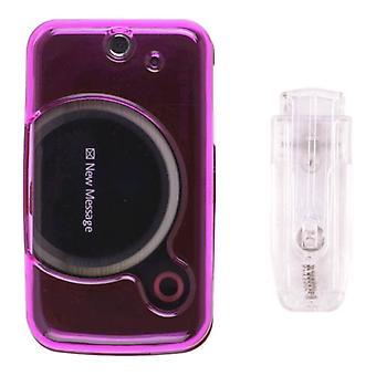 Inalámbrica de Snap-On caso de solución para Sony Ericsson T717 (rosa)
