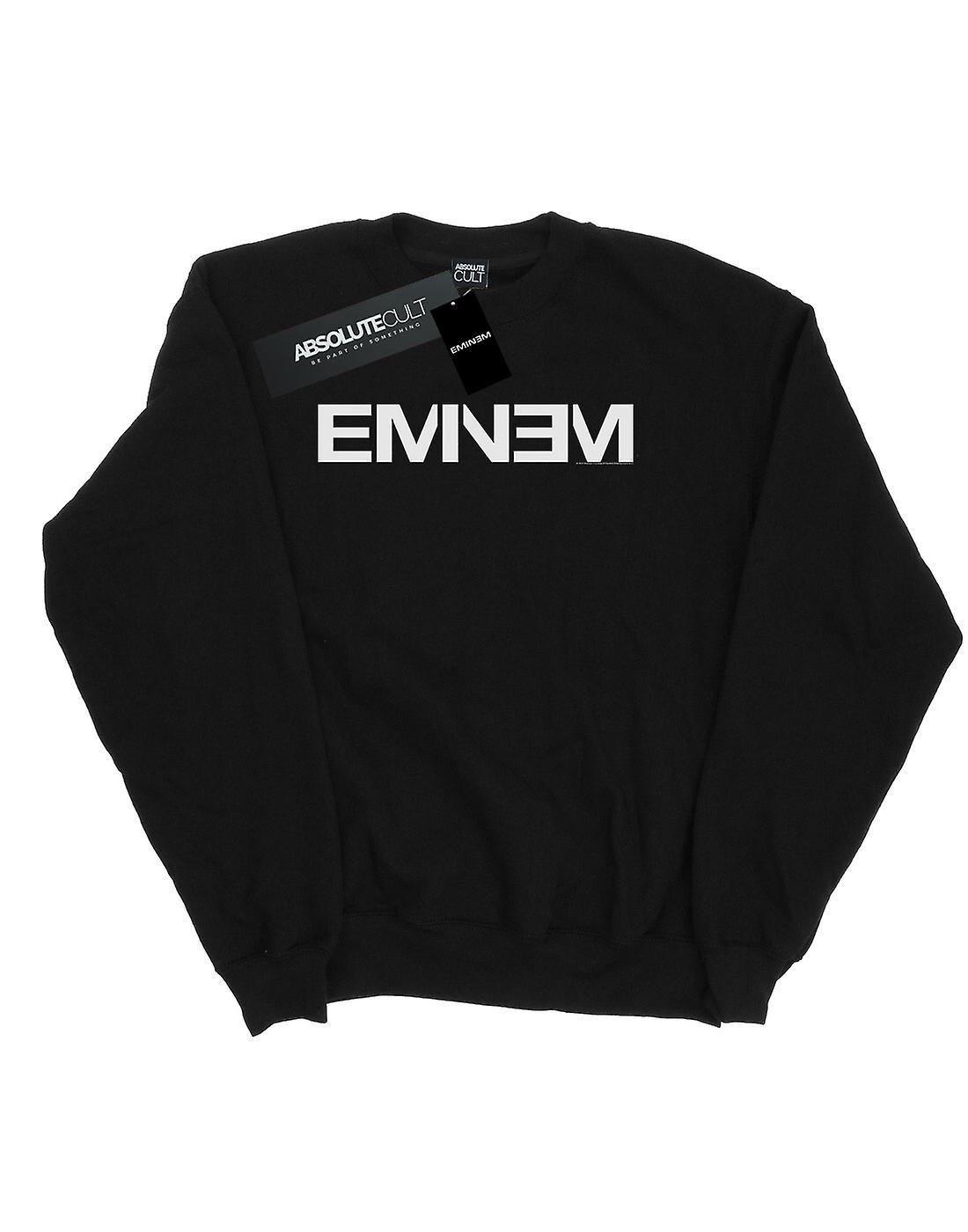 Eminem Men's Plain Text Sweatshirt