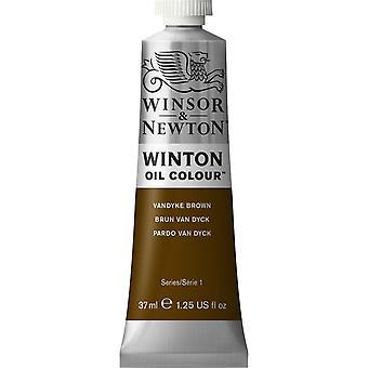 Winsor & Newton Winton Oil måla 37ml
