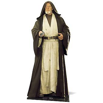 Оби Ван Кеноби (Алек Гиннесс) Официальный Звездных войн Lifesize картона вырез