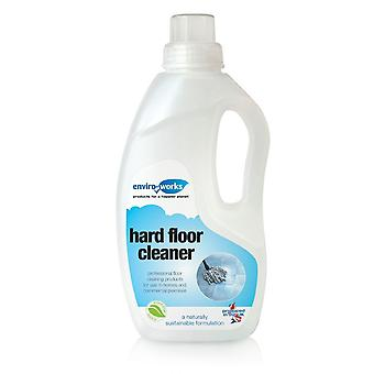 Hard Floor Cleaner 1 Litre by Enviro - działa