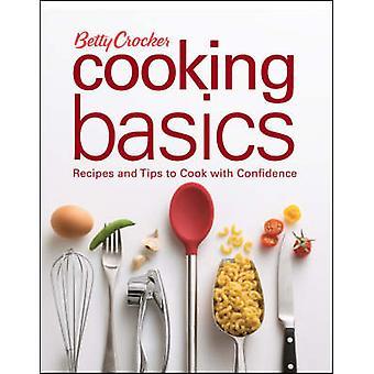 Betty Crocker matlagning grunderna - recept och Tips för att laga mat med för