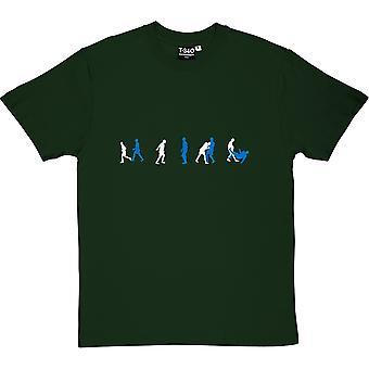 Camiseta Zidane vs Materazzi hombres