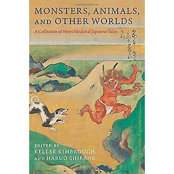 Potwory - zwierzęta - i innych światów - zbiór krótki śre