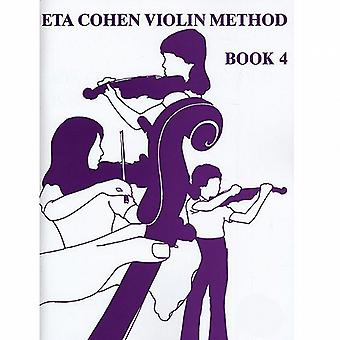 ETA Cohen's Violin Method Bk 4