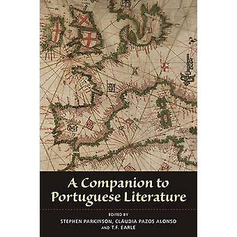 Kumppani Portugalin kirjallisuuden Stephen Parkinson - Riikka Partanen