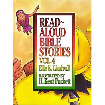 Read-aloud Bible Stories: v. 4