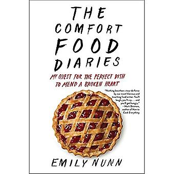 I diari di Comfort Food: La mia ricerca per il piatto perfetto per riparare un cuore spezzato
