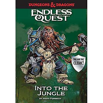 Mazmorras & dragones: En la selva: un libro de búsqueda interminable (Endless Quest)