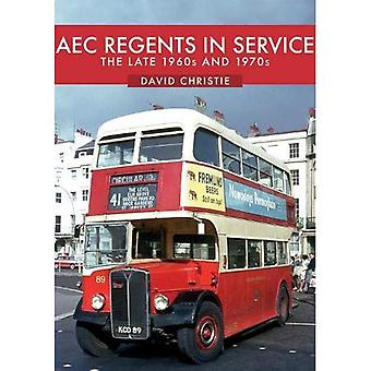 AEC Regents in Service: The Late 1960s and 1970s