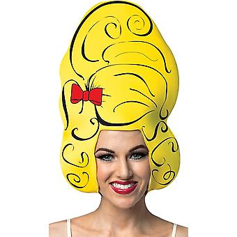 Comic Wig Behive