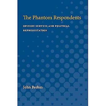 Phantom vasta ajat: mielipide kyselyt ja poliittinen edustus