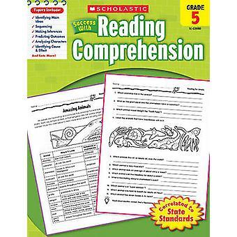 Scholastic Success with Reading Comprehension - Grade 5 by Linda Van
