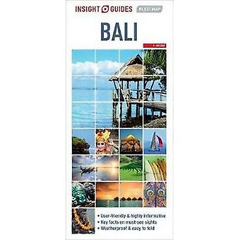 Insight Guides Flexi Map Bali by Insight Guides - 9781786719324 Book