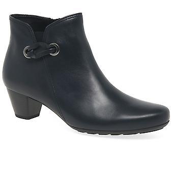 Gabor Keegan botas de tornozelo das mulheres