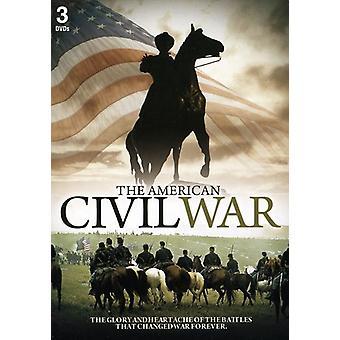 American Civil War - The American Civil War [3 Discs] [DVD] USA import