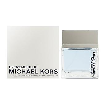 Michael Kors extreme blauwe Eau de toilette spray voor hem
