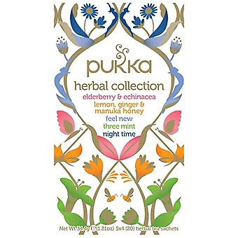 Pukka Herbal Collection teposer 80