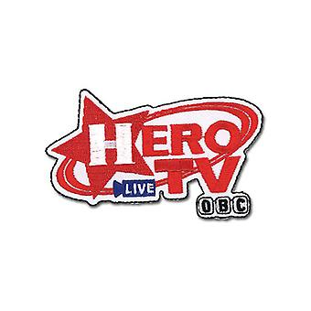 Patch - Tiger & Bunny - New Hero TV Logo Iron On Gifts Anime Licensed ge44017