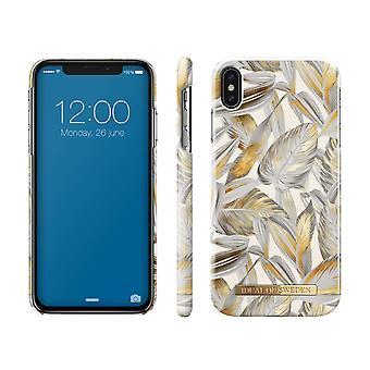 iDeal Da Suécia iPhone XS Max-Platinum Leaves