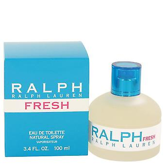 Ralph Fresh Eau De Toilette Spray By Ralph Lauren   529392 100 ml