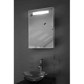 Olympia LED világító fürdőszoba szekrény érzékelővel & Shaver k258