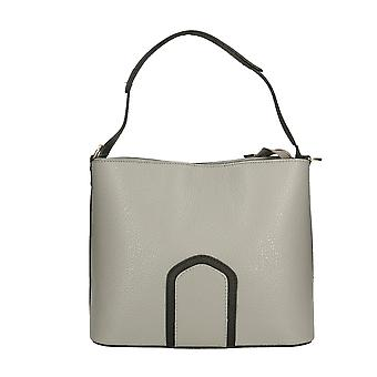 Leather shoulder bag Made in Italy 80071