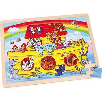 レグラー パズル ノアの箱舟 (赤ちゃんや子供のおもちゃ、ボードゲーム)
