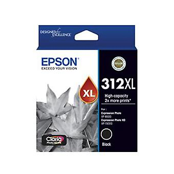 Epson 312XL Ink Claria Photo HD-preto