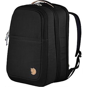 FJALLRAVEN Travel Pack - Unisex-Adult Backpack - Black (Negro) - 45 Centimeters