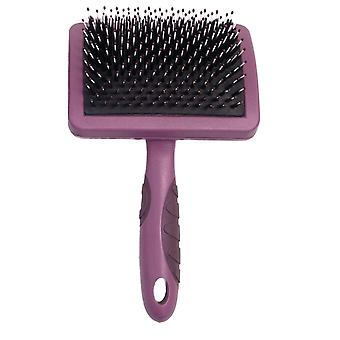 Rosewood Soft Protection Salon Grooming Porcupine Brush Large